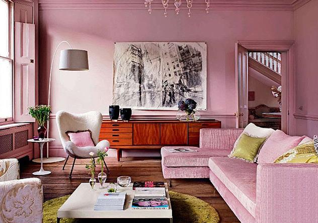 Best Roze Interieur Photos - Huis & Interieur Ideeën ...