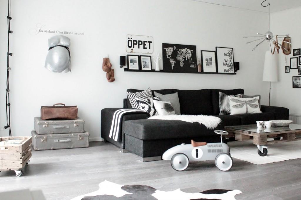Witte Interieur Inrichting : Wit interieur gezellig maken