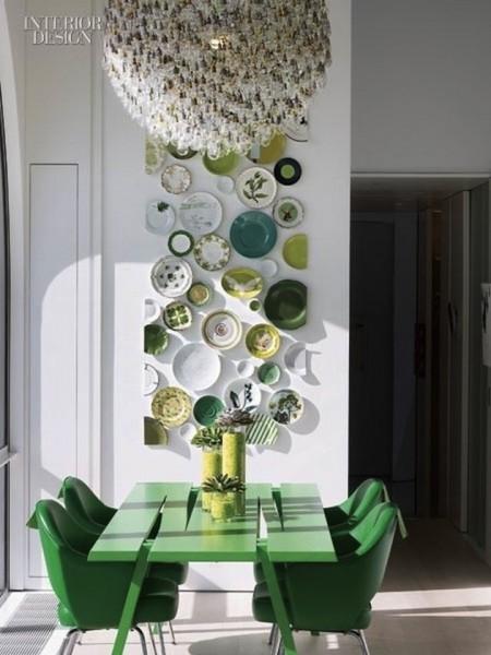 We love groen in ons interieur! - Ladify
