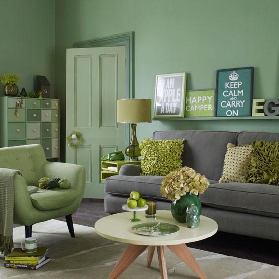 Interieur Groen. Groen With Interieur Groen. Groen Is D Trend Voor ...
