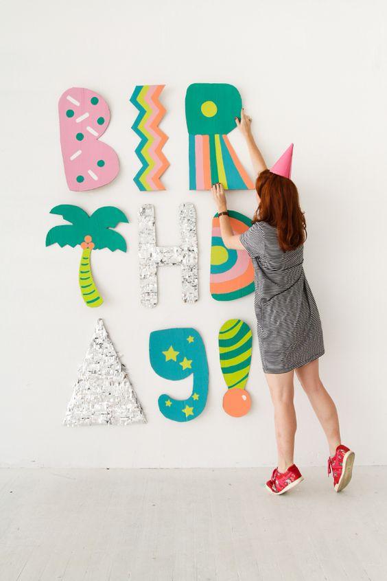18 idee n voor een onvergetelijke verjaardag ladify for Decoratie verjaardag