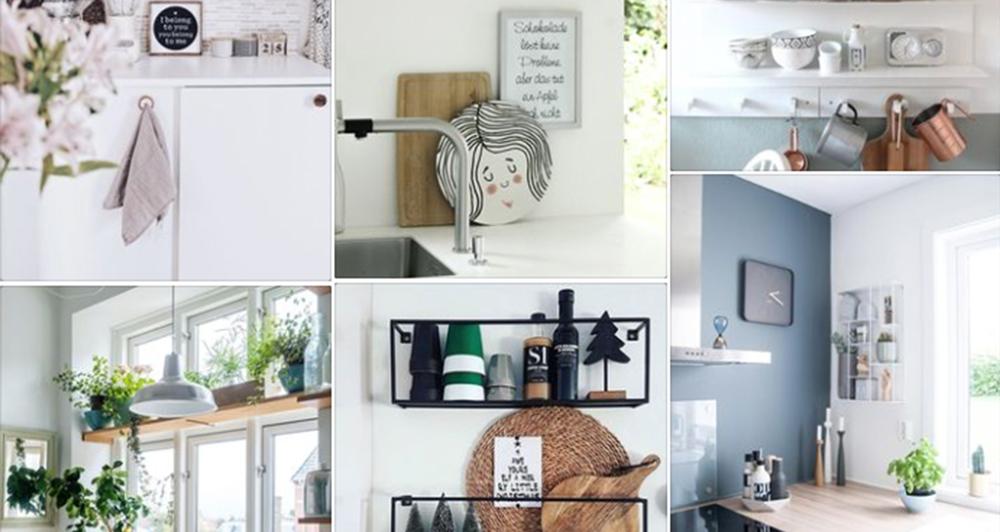 Pinspiratie praktische keuken decoratie ladify for Decoratie spullen