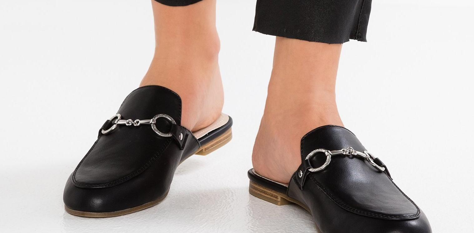 tom tailer slippers - muiltjes - loafer slides
