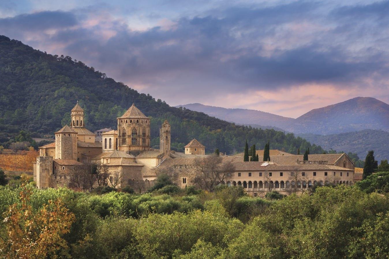 Catalonië Poblet Monastery